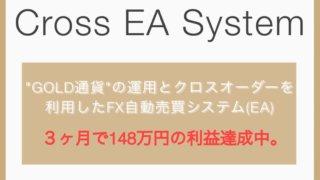 自動売買システム(EA)の詳細